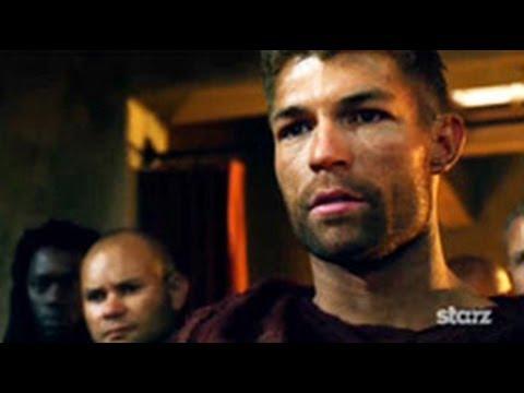 0 Promo de la segunda temporada de Spartacus